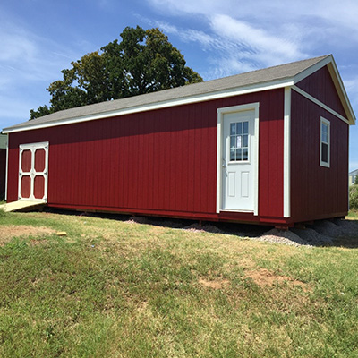 Advantages of LP Prostruct Flooring for Your Shed in Benbrook
