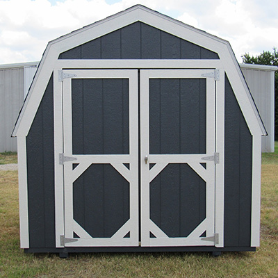 Ranch Barn Style Sheds in Benbrook