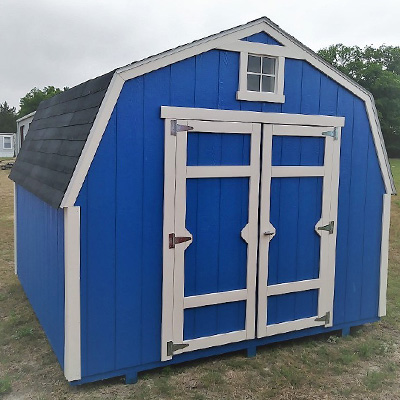 Outdoor Storage Sheds in Benbrook