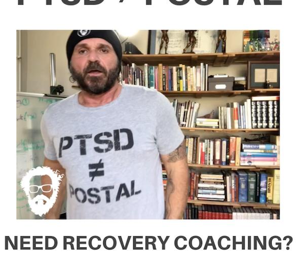 PTSD DOES NOT EQUAL POSTAL Benbrook